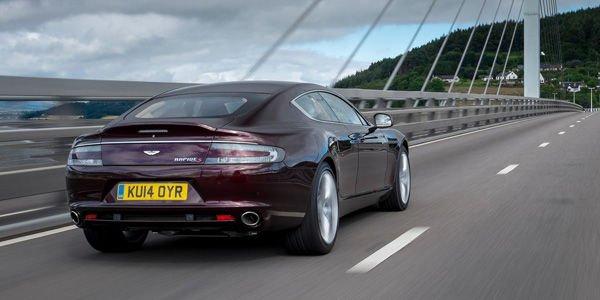 Une Aston Martin électrique d'ici deux ans