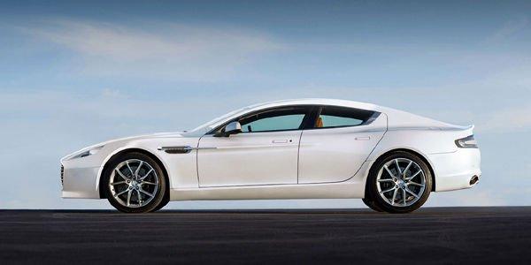Une Rapide S spéciale pour Aston Martin au CES
