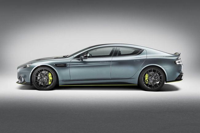 Aston Martin Rapide AMR : édition limitée