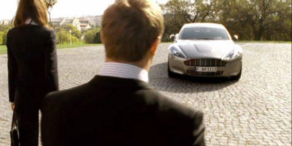 Aston Martin, un film sur la Rapide