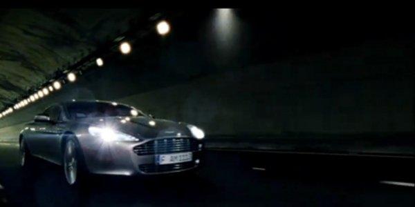 Aston Martin Rapide, épisode 2