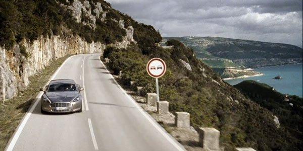 Film Aston Rapide, troisième partie