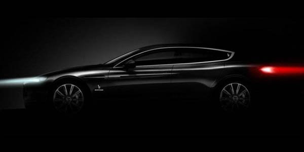 Aston Martin Rapide by Bertone