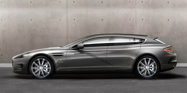 L'Aston Martin Rapide en version break ?