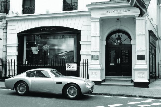 Aston Martin rend hommage à Zagato avec la DBZ Centenary Collection