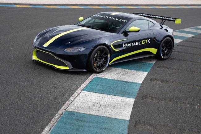 Aston Martin partenaire du circuit de Yas Marina