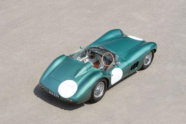 Un Speedster en approche chez Aston Martin ?