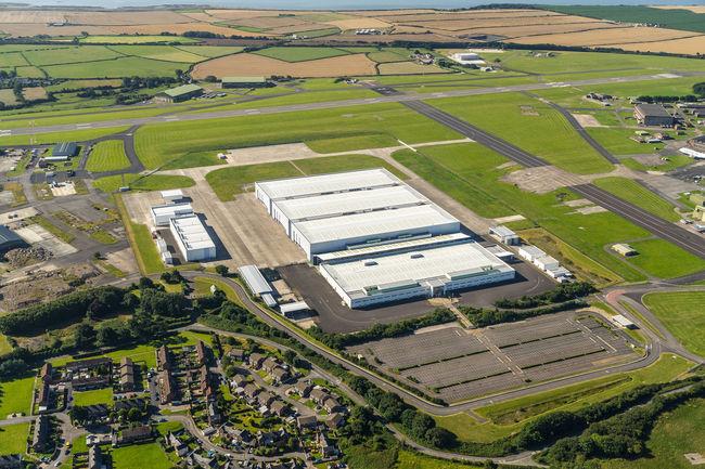 Aston Martin : lancement des travaux à St Athan