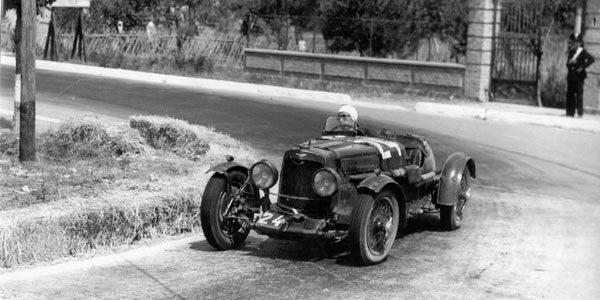 Une Aston Martin Ulster 1935 aux enchères à Goodwood