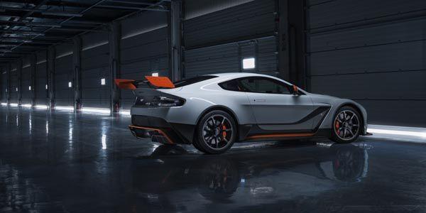 Aston Martin Vantage GT3 Special Edition : elle roule