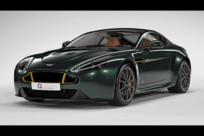 Édition limitée Aston Martin V12 Vantage S Spitfire 80