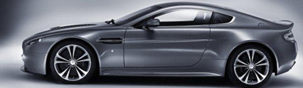 L'Aston Martin V12 Vantage à Genève