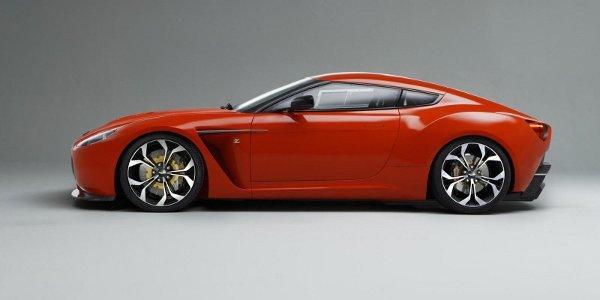 Un avenir pour l'Aston Martin V12 Zagato