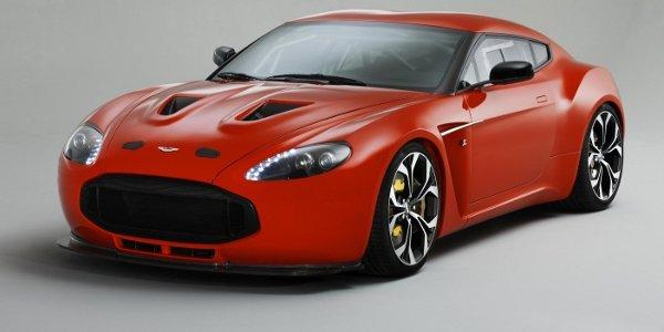 L'Aston Martin V12 Zagato confirmée