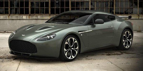 Francfort 2011: AM V12 Vantage Zagato
