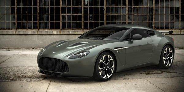 L'Aston V12 Zagato au Koweït