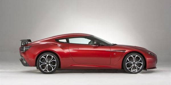 Aston Martin dévoile la V12 Zagato