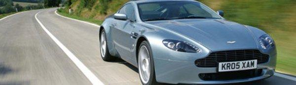 Aston V8 Vantage : la preuve par 30 000