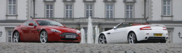 Aston Martin : la V8 Vantage se muscle