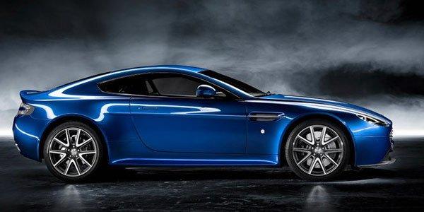 Aston V8 Vantage S, plus d'images