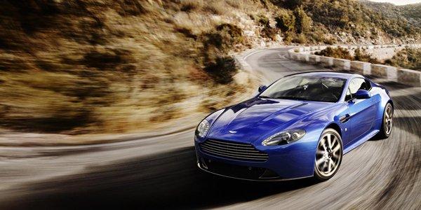 Aston Martin : le plein d'images
