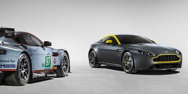Aston Martin V8 Vantage N430 Edition
