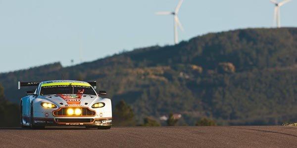 WEC : Aston Martin dévoile ses cartes