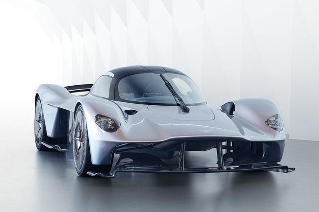 Une Aston Martin Valhalla en approche ?