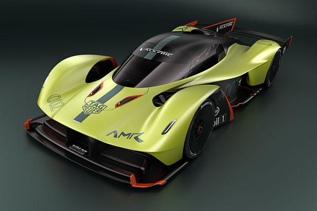 Genève : Aston Martin Valkyrie AMR-Pro