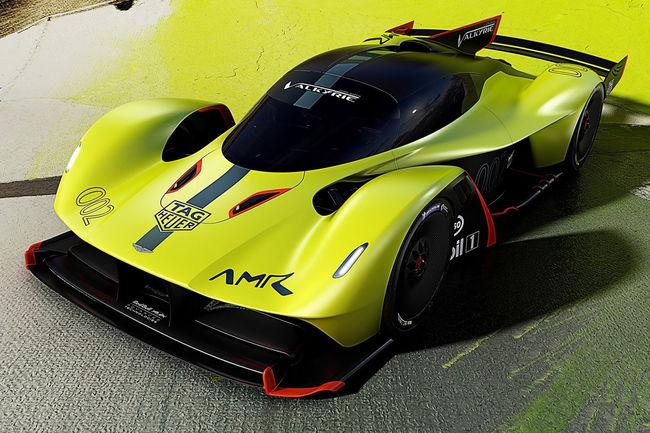 Aston Martin Valkyrie AMR Pro : plus efficace que prévue ?
