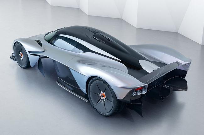 1 130 ch pour l'Aston Martin Valkyrie