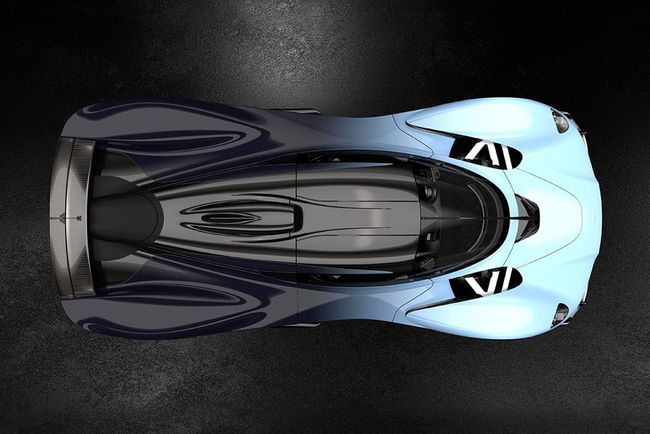 Aston Martin Valkyrie : nouvelles images