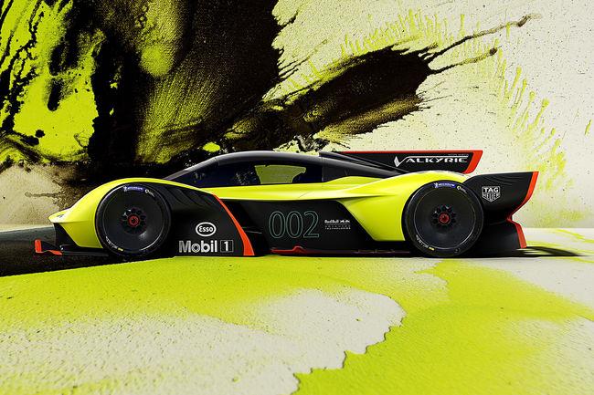 Red Bull avec Aston Martin aux 24 Heures du Mans 2021 ?