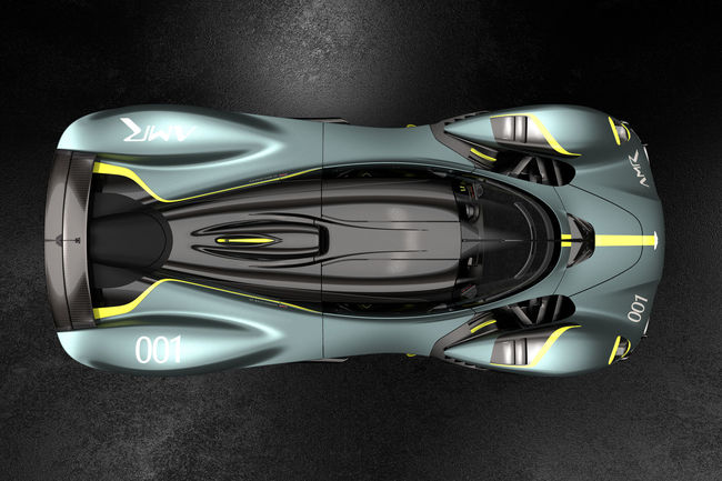 Un AMR Track Performance Pack pour l'Aston Martin Valkyrie