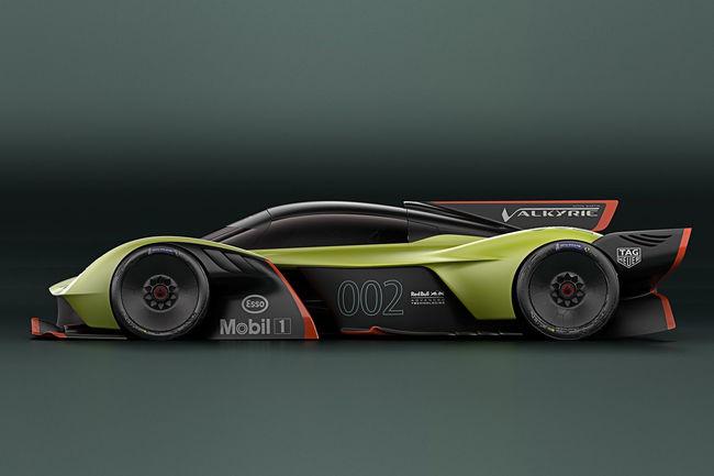 Le Mans : l'Aston Martin Valkyrie au départ dès 2021
