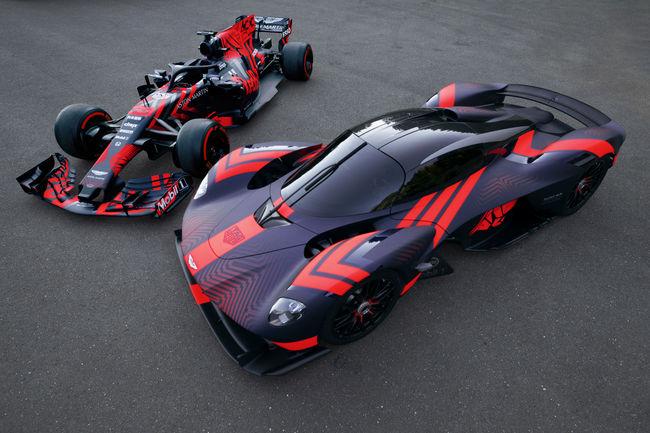 Aston Martin Valkyrie : débuts dynamiques à Silverstone