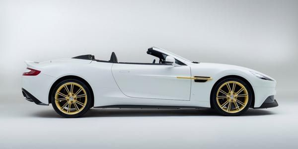 Aston Martin Vanquish Works 60th Anniversary Edition