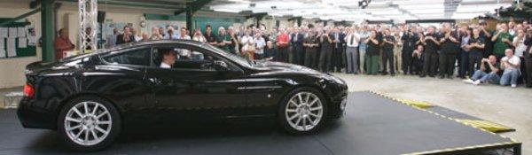 Aston Martin tourne la page de Newport Pagnell