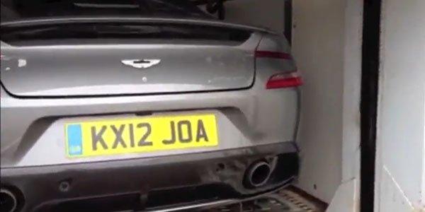 Le renouveau de l'Aston Martin Vanquish