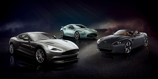 Aston Martin European Tour