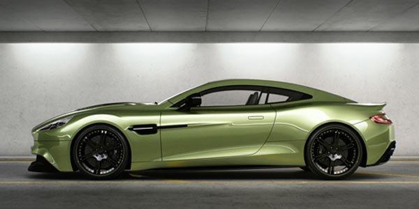 Aston Martin Vanquish par Wheelsandmore