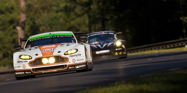 Le Mans : réactions du Team Young Driver AMR