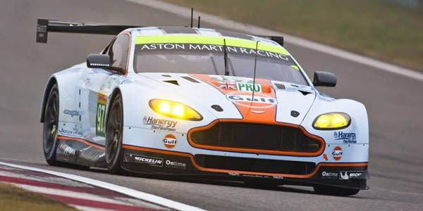 Aston Martin : une Vantage GT3 pour la route ?