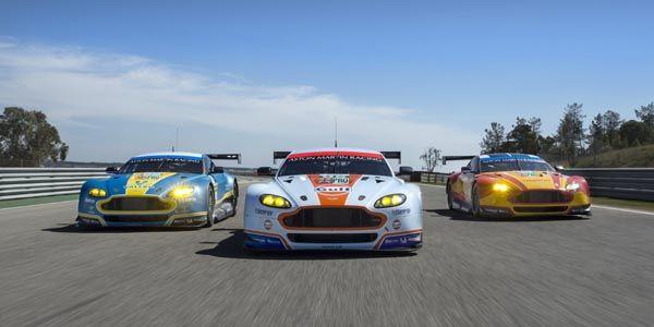 Programme 2015 chargé pour Aston Martin Racing