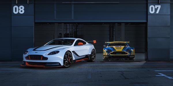 Aston Martin Vantage GT3 Special Edition : appelez là GT12