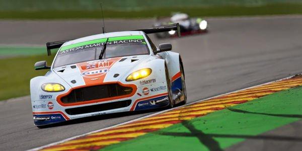 WEC : carton plein pour Aston Martin en GTE