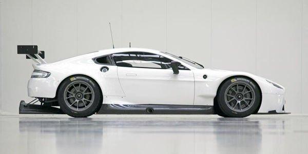WEC : l'Aston Martin V8 Vantage GTE 2016 se dévoile