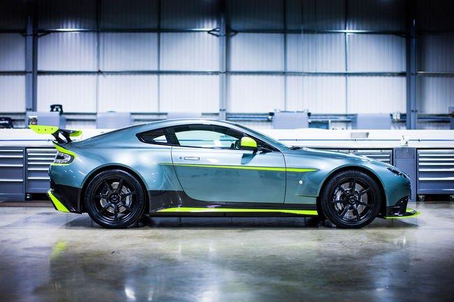 Aston Martin GT8 : le configurateur