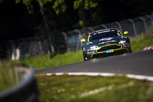 Aston Martin Vantage GT8 : retour sur le Ring