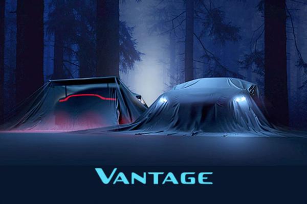 Aston Martin Vantage 2018 : arrivée prévue le 21 novembre